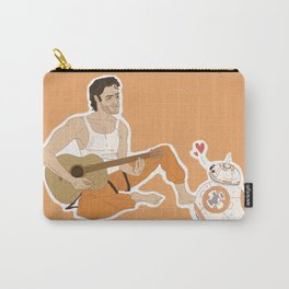Poe and BB-8 Carry-All Pouch