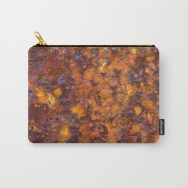 Heavy Rust Carry-All Pouch