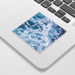 Perfect Ocean Sea Waves Sticker