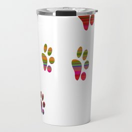 Paw Cat Travel Mug