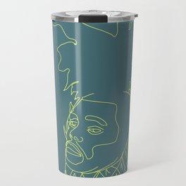 The Weeknd Travel Mug
