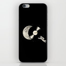 Tha Dark Side of the Moon iPhone Skin