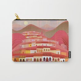 Michoacan Carry-All Pouch