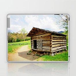 Historic Log Cabin Laptop & iPad Skin