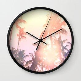 Out Until Dawn Wall Clock