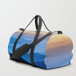 Mountains 11 Duffle Bag