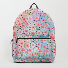 Rose Love Backpack