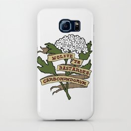 Handmaid's Tale - NOLITE TE BASTARDES CARBORUNDORUM (color) iPhone Case