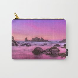 Rosie Sunset Carry-All Pouch