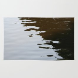 Dark and Clear Water Rug