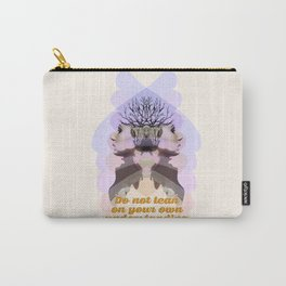 Do not lean on you own understanding Carry-All Pouch