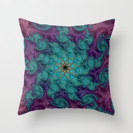 Foreveractal Throw Pillow