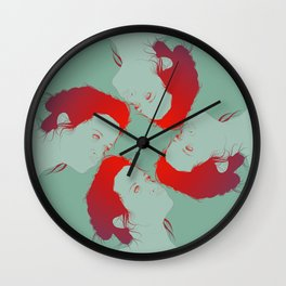 ReeseWitherspoon Wall Clock