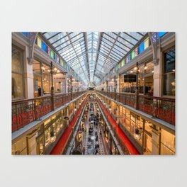 The Strand Arcade, Sydney Canvas Print