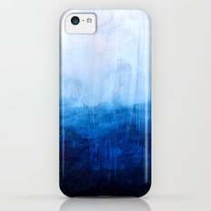 All good things are wild and free - Ocean Ombre Painting iPhone 5c Slim Case