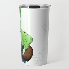 Kurt Romaine Travel Mug
