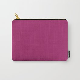 Purple Plum Carry-All Pouch