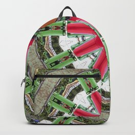 Tractor Wheel Backpack