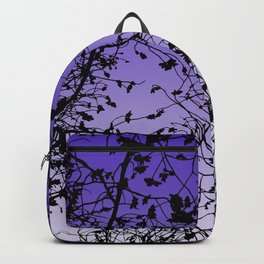 Violet sky Backpack