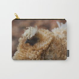 Fluffy Hen Carry-All Pouch