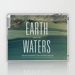 Earth//Waters Laptop & iPad Skin