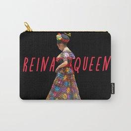 REINA   QUEEN Carry-All Pouch