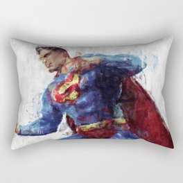 Superman Rectangular Pillow