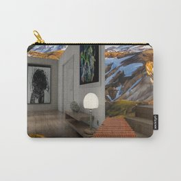 Open Plan Living Carry-All Pouch