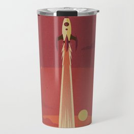 Atomic Sky Travel Mug