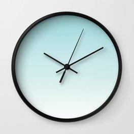 Robin's Egg Wall Clock
