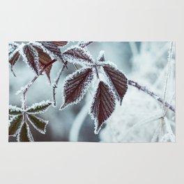 Spirit of winter Rug