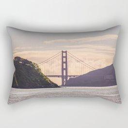 Between Two Rectangular Pillow
