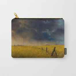 Rolling Thunder Pastel Art Print Carry-All Pouch