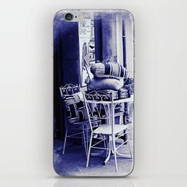 Table For Two Vintage Style iPhone Skin