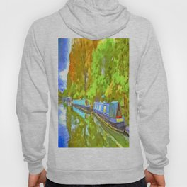 Little Venice London Pop Art Hoody