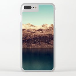 Distant kingdom Clear iPhone Case