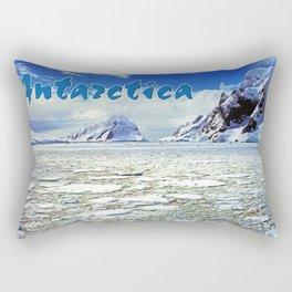 Antarctica Rectangular Pillow