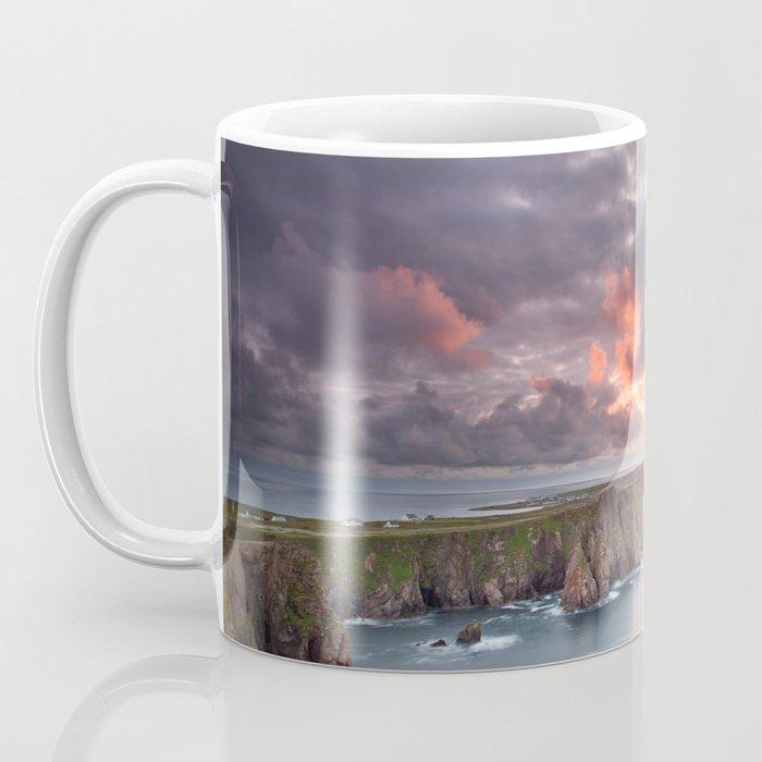 Tory Island sunset   Ireland Coffee Mug