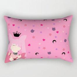 The Queen of Darkness Rectangular Pillow
