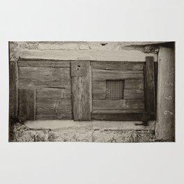 1596 – OLD DOOR Rug