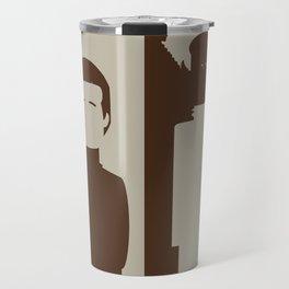 Simon And Garfunkel Travel Mug