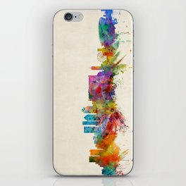 Cape Town South Africa Skyline iPhone Skin