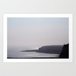 Faded to Grey  Art Print