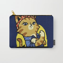 Purrsist! Carry-All Pouch