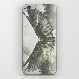 Wilderness in my heart iPhone Skin