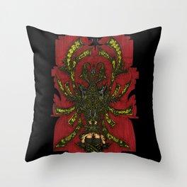 Palabast Queen Throw Pillow