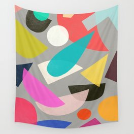 colored toys 1 Wall Tapestry