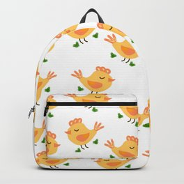 Cute Chickens Backpack