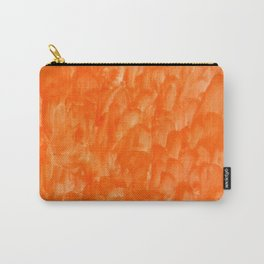 Orange Explosion Carry-All Pouch