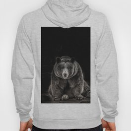 hello bear Hoody